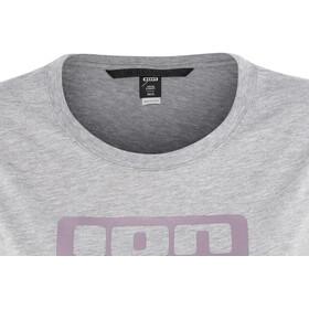 ION Seek DriRelease T-Shirt Kurzarm Damen grey melange